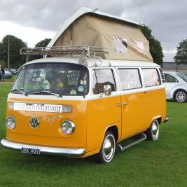 VW Campervan images