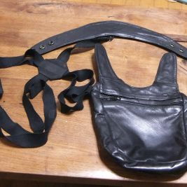 (temp) shoulder holster bag 2007.08
