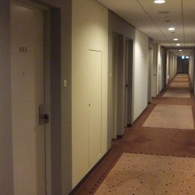 (temp) twin room @ Hotel Granvia 和歌山 2013.04.24