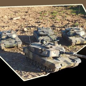 Tanks, Armor, Military Subjects