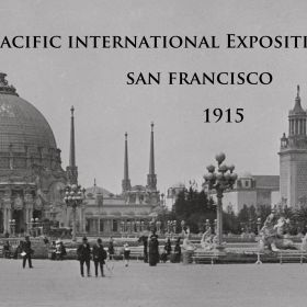 Panama Pacific International Exposition, San Francisco, 1915