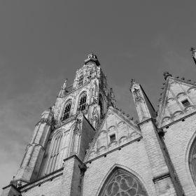 Grote Kerk Breda anaglyph