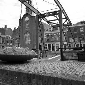 Delfshaven Rotterdam 3D