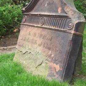 Christ Church Graveyard, Alexandria, VA
