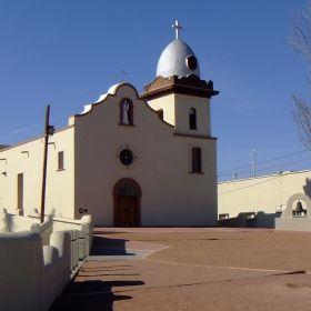 MISSIONS OF EL PASO, TEXAS. AND CIUDAD JUAREZ, MEXICO