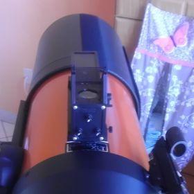 My Celestron 8SE telescope