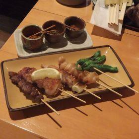 (temp) 菜魚味や @ 御徒町 2012.11.07