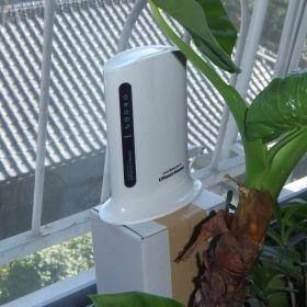 (temp) URoad-Home by UQ WiMAX