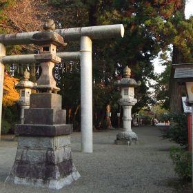 (temp) 水戸八幡宮 2012.11.24