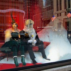 Shop Windows, NYC