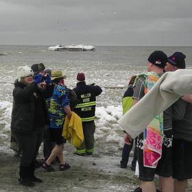 Olcott Polar Bear Swim 030313