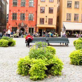 Stockholm and Turku
