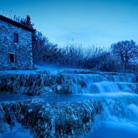 Saturnia Hot Springs