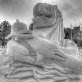 Breckenridge Snow Sculpture Competition
