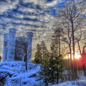 Monrepo, Tower of Death