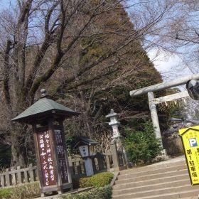 (temp) 水戸八幡宮 2013.03.22