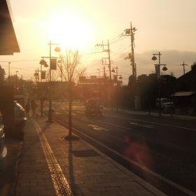 (temp) 2013.03.24 @ 益子 城内坂
