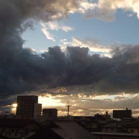 (temp) 2013.04.07 @ 水戸 w. 大強風