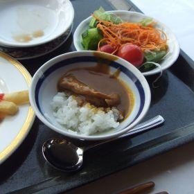 (temp) 朝食 @ Dining Μ 2013.04.19