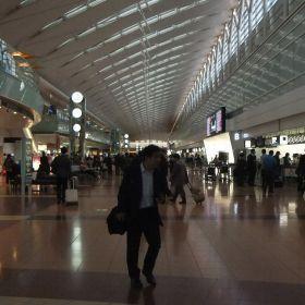 (temp) 羽田空港 2013.04.24