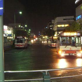 (temp) 和歌山駅周辺 2013.04.24 夜