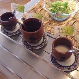 (temp) 朝食 @ Dining Μ 2013.04.25