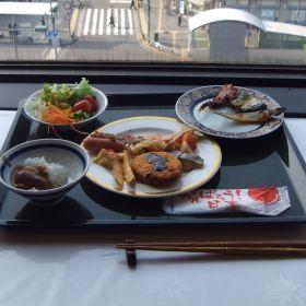 (temp) 朝食 @ Dining Μ 2013.04.26