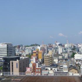 (temp) 和歌山駅前の朝 2013.04.27