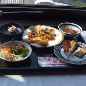 (temp) 朝食 @ Dining Μ 2013.04.27