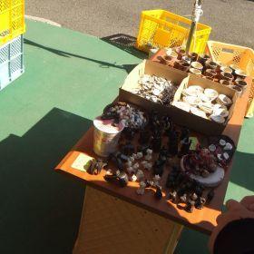 (temp) ちび猫窯 @ 益子 陶器市 共販center 2013.04.28