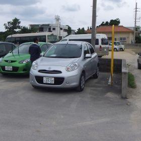 (temp) 2013.05.02 07.Oryx Rent-a-car 新石垣空港店 臨時店舗