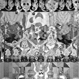 Buddha Temples Wereldmuseum 3D