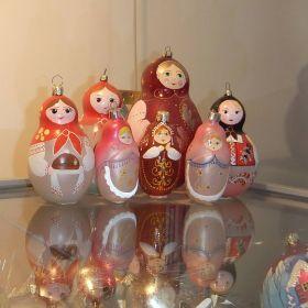 Sergiev Posad - Сергиев Посад, Музей елочной игрушки, 2013 февраль