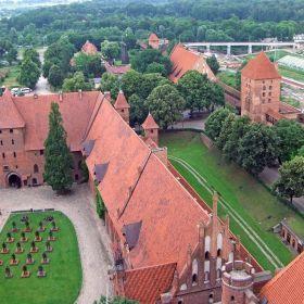 Castle Malbork - Zamek w Malborku - 09