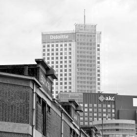 Kop van Zuid Rotterdam 3D