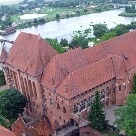Castle Malbork - Zamek w Malborku - 10