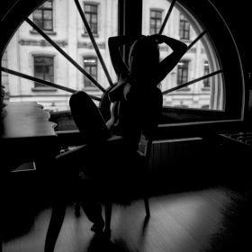 Darkness - Silouhette,Classic Akt