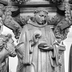 St-Antonius kathedraal Breda 3D