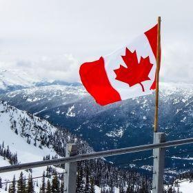 Skiing Whistler BC