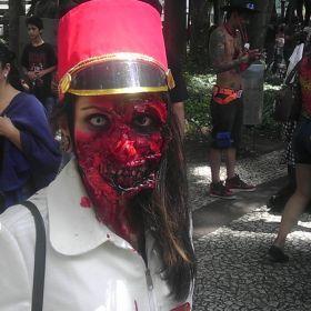 Zombie Walk - Curitiba 2014