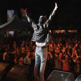 Bevrijdingspop Haarlem 2014
