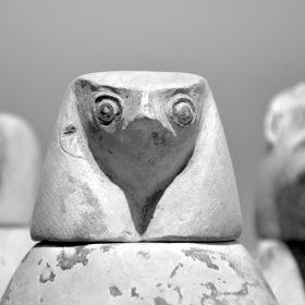 Egypt Tomb-statues 3D