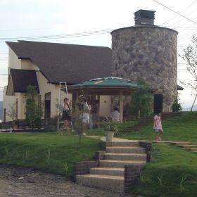 森の石窯パン屋さん 2014.07.21
