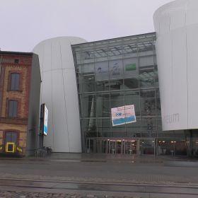 Besuch Ozeaneum Stralsund;  Dez - 2014