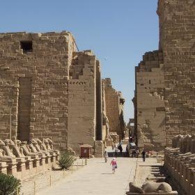 Egypt.  Karnak & Luxor