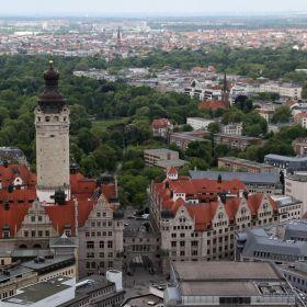Leipzig in 3D