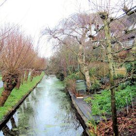 Broek en Simontjes polder Merenwijk Leiden 2016
