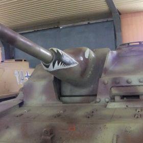 Кубинка Музей танков