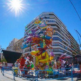 Fogueres 2016 (Alicante, Spain)