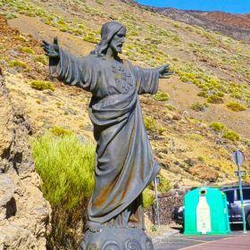 Subiendo al Teide